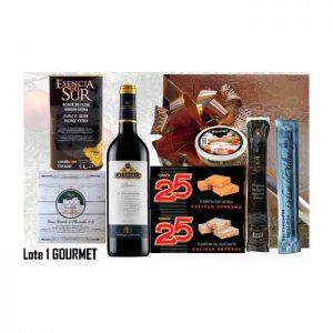 Lote de navidad Gourmet 1
